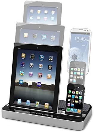 apple iphone 6 docking station with speakers
