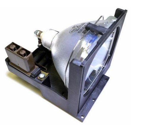 Lámpara del proyector de repuesto para las cosas de uno LV ...