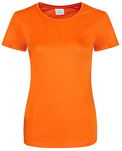 All Do T Électrique De Is Sport Uni Orange shirt Femme We OOrtnq5awS