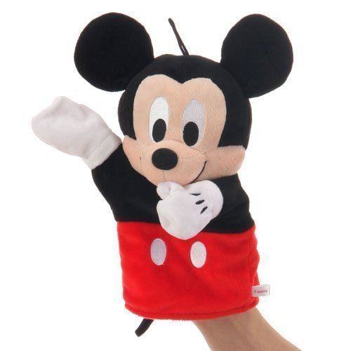 Disney Happy Friends Series - Mickey Mouse Hand Puppet