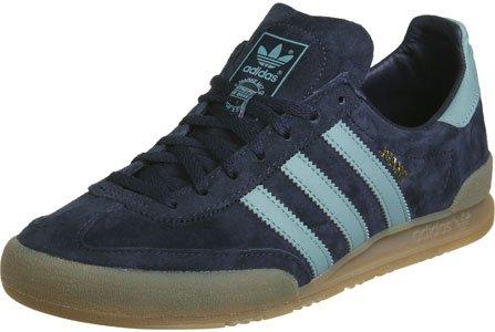 Adidas Jeans Herren Sneaker Blau