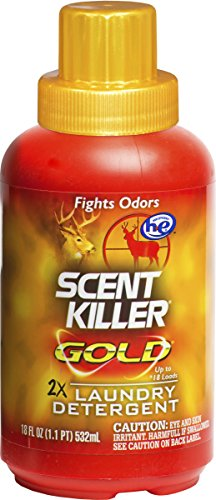 Wildlife Research 1248 Gold Clothing Wash Scent Killer