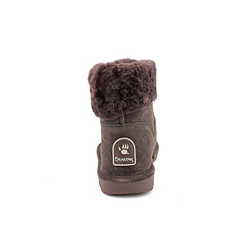 Chocolate Abby Women's BEARPAW BEARPAW Women's Chocolate BEARPAW Abby 6dqwfvq