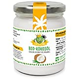 Bio-Kokosöl NATIV 180ml, 1. Kaltpressung, vegan, Fair Trade