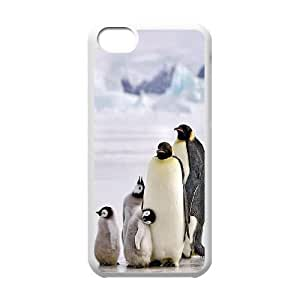 diy phone caseCustomized Case Cover for ipod touch 4 - Penguin case 3diy phone case