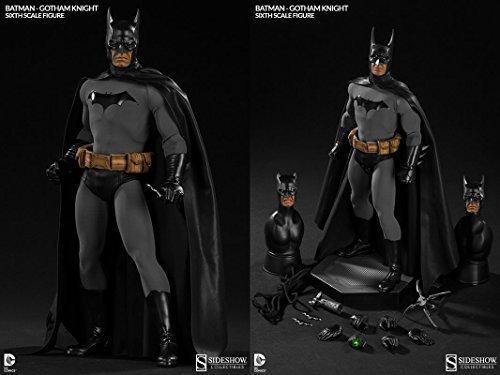 Sideshow DC Comics Batman 'Gotham Knight' 1/6 Scale 12