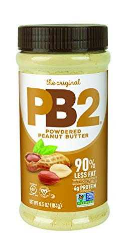 PB2 Powdered Peanut Butter,6.5 oz (Banana Milkshake Calories)