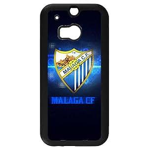 Attractive M¨¢laga CF Theme Phone Cover,Hard Plastic Phone Skin for Htc One M8
