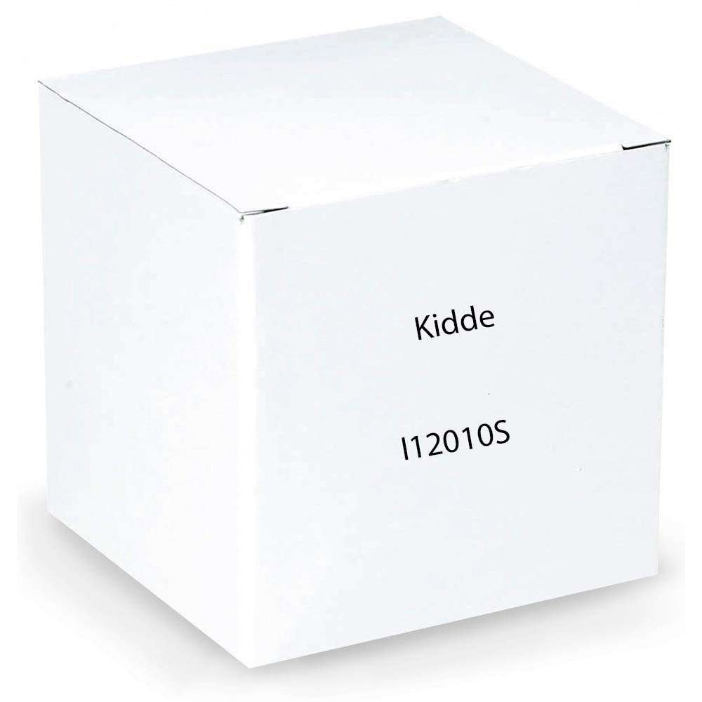Kidde GIDDS-2475141 2475141 Worry-Free Ionization Wire-In Smoke Alarm With 10 Year Sealed Lithium Battery Backup
