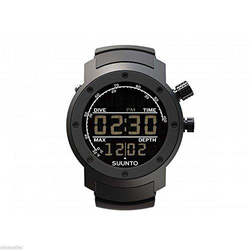 Suunto Elementum Aqua Watch Aqua Negative Rubber, One (Negative Face Watch)