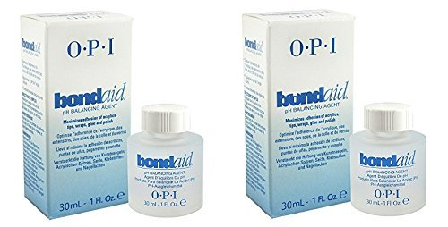 Bond Aid Nail Prep Bondaid Nail Treatment 1oz/30ml - Pk-2