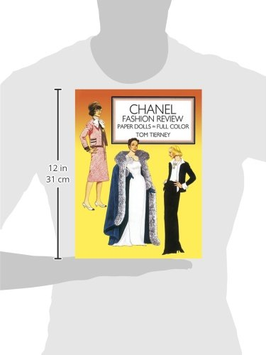 Classic Fashions of Christian Dior Recreated in Paper Dolls Dover Paper Dolls
