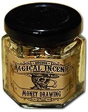 The Voodoo Shop Hoodoo Räucherwerk Money Drawing Conjure Incense - Incienso para Dinero y Riqueza