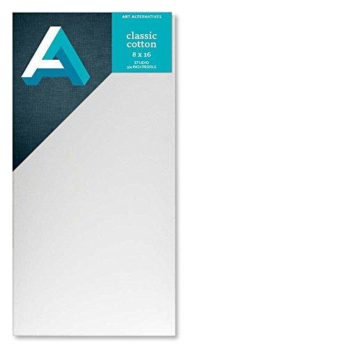 Art Alternatives Studio Stretched Canvas 8x16 ()