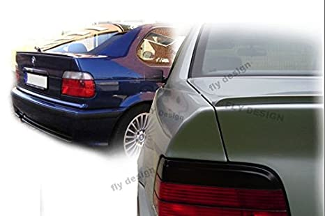 Per BMW e36 Coupe Spoiler Posteriore Spoiler Labbro BAGAGLIAIO labbro Heck SPOILER labbro
