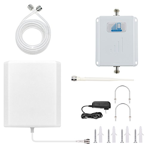 ATT T-Mobile Cell Phone Signal Booster 4G LTE Cell Signal Booster HJCINTL 700MHz Band 12/17 FDD Home Mobile Phone Signal Booster Amplifier Cover- 2500sq ft by HJCINTL (Image #6)