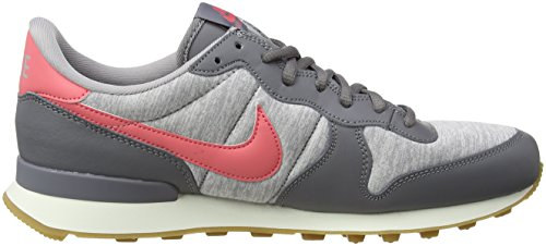 Nike Scarpe Internationalist Sea Donna 020 gunsmoke Coral Multicolore Running rfrPpAq