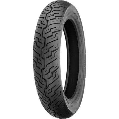 110/90-16 (59S) Shinko SR735 Front/Rear Motorcycle Tire - Fits: Hyosung GV250 2007-2014