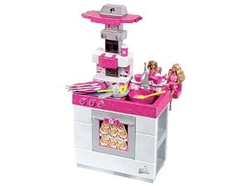 Theo Klein 9505 Cocina Barbie Con Cafetera Y Accesorios Amazon Es