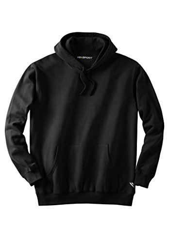 Kingsize Mens Wicking Fleece Hoodie