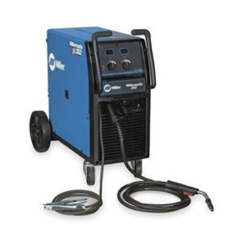 MIG Welder, Wheeled, 230/460/575VAC