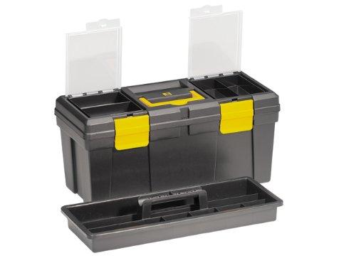 Allit 476180 Tool CaseMcplus Promo 16 In Black//Yellow