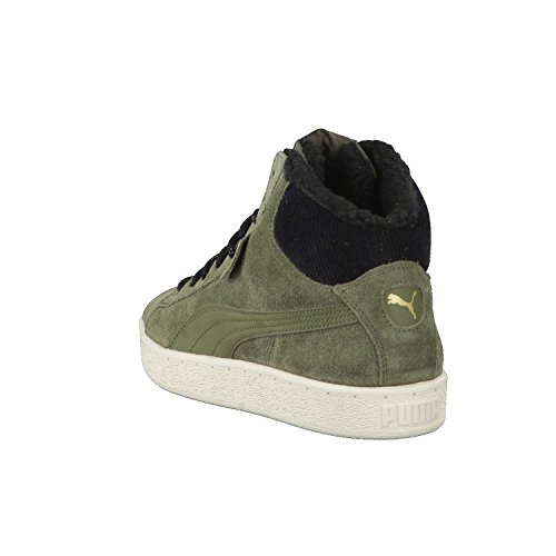 Olive Olive Puma Night Mixte Baskets Mid Corduroy 1948 Adulte Night Hautes 7FOgax
