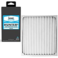 Home Revolution Replacement HEPA Filter, Fits Hunter 30201, 30212, 30213, 30240, 30241, 30251, 30378, 30379, 30380, 30381, 30382, 30383, 30526 and 30527 Air Purifiers and Part 30931