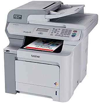 Brother DCP-9045CDN Printer Driver Windows