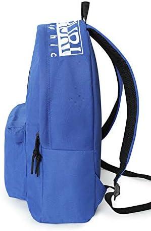 Napapijri Happy Daypack RE Mochila, 42 cm, 20 litros, azul