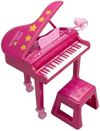 Bontempi iGirl Electronic Grand Piano by Bontempi: Amazon.it