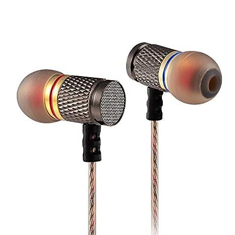 ankunlunbai KZ-EDR1 - Auriculares de diadema deportivos (cobre ...