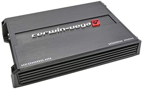 Cerwin-Vega XED1000.1M Xed Monoblock Class Ab Amp (1