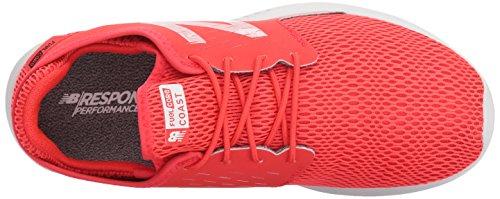 Donna Fulecore Coast Red Sportive V3 Balance Scarpe New Indoor Sq05B