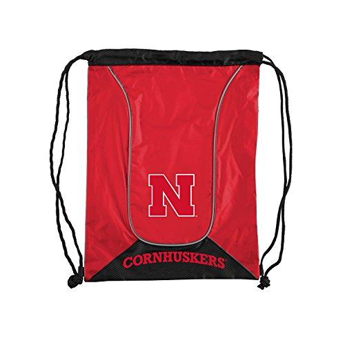 Nebraska Cornhuskers Laptop Backpack - The Northwest Company Nebraska Cornhuskers Backsack Doubleheader Style Red