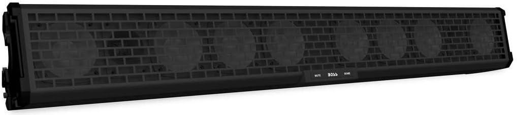 Yamaha YXC700V Viking VI UTV New Boss Audio 34 Reflex Sound Bar