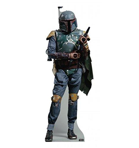 Boba Fett - Star Wars Classics (IV - VI) - Advanced Graphics Life Size Cardboard Standup (The Today Show Halloween Costumes)