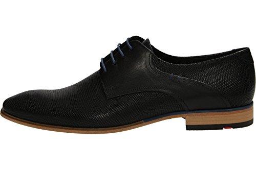 Lloyd 1711451 - Chaussures À Lacets Pour Les Hommes, Couleur Noire, Taille 43 Eu