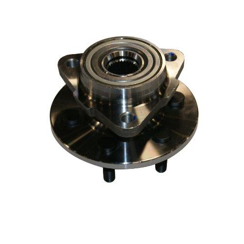 GMB 720-0019 Wheel Bearing Hub Assembly (2000 Dodge Dakota Wheels compare prices)