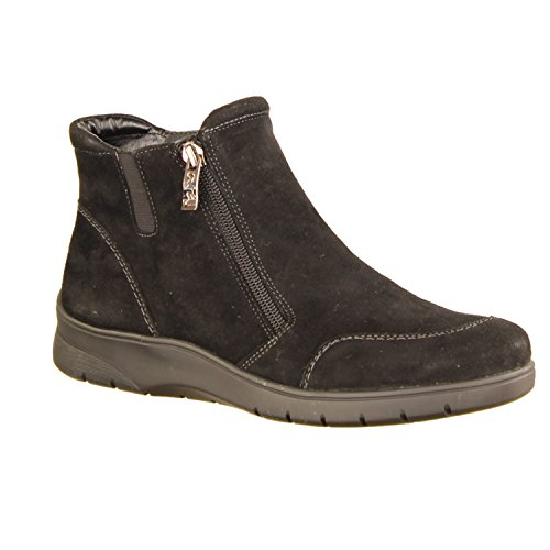 Black Size ara 7 Women's UK Boots qxxCaOEwT