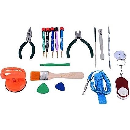 Repair Tools/Kits Herramientas para Reparar Best BST-111 17 en 1 Profesional Multi