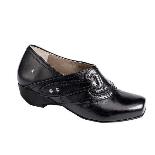 Piedro , Mädchen Sneaker, Schwarz - schwarz - Größe: 42.5