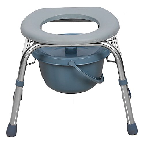 Zhangrong Old Man Toilet Chair Foldable Pregnant Woman Toilet Seat