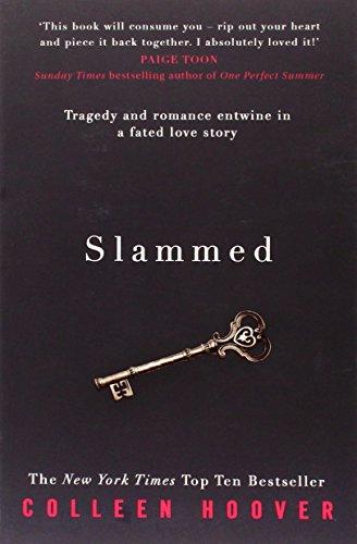 """""""Slammed"""" av Colleen Hoover"""