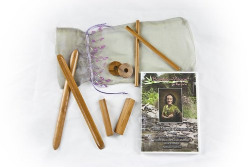 Bamboo-fusion Facial Stick Set with Facial Version DVD Bamboo Fusion