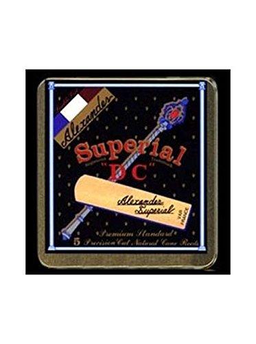 Alexander - 10 reeds box Bb Clarinet Alexander DC Superial 4.5 - AS245