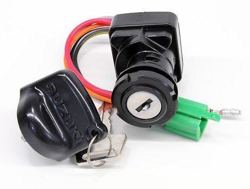 Suzuki Switch Assembly Ign 37110-19B02 New OEM