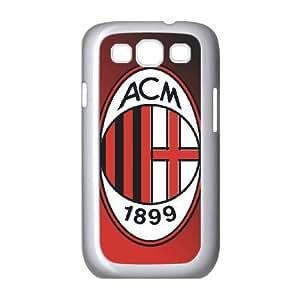 AC Milan Samsung Galaxy S3 9300 Cell Phone Case White Fantistics gift XVC_265725