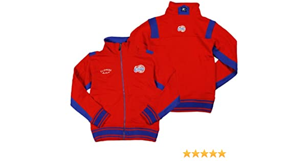 Los Angeles Clippers Youth Zipway Primary Warm Up Jacket
