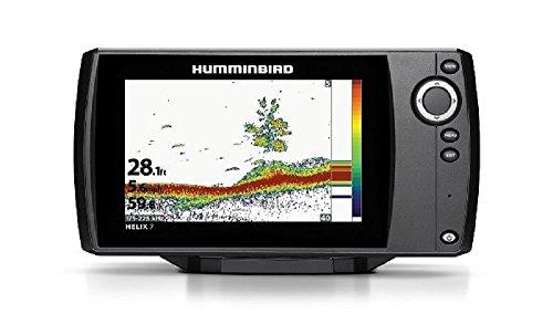 - Humminbird 410270-1 Helix 7 Sonar G2Fish Finder